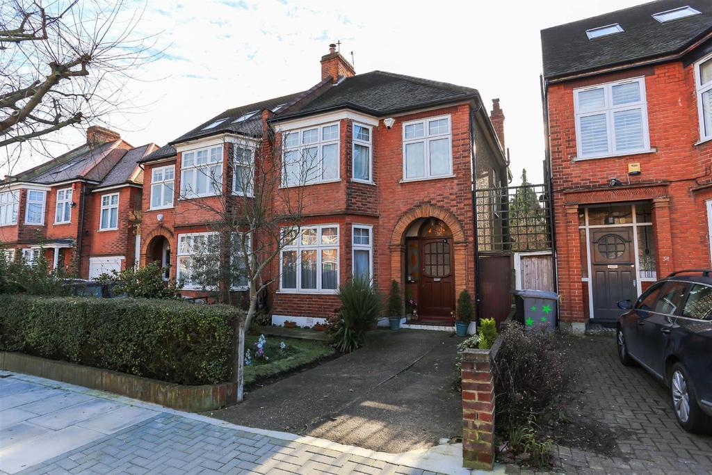 3 Bedrooms Semi Detached House for sale in Hardinge Road, Kensal Rise