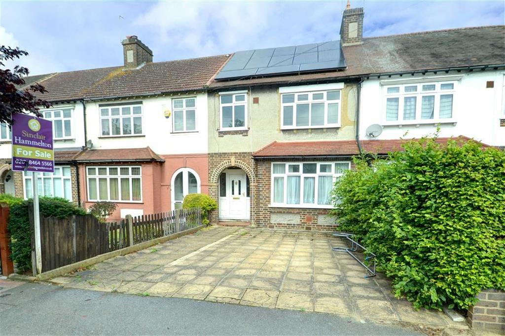 3 Bedrooms Terraced House for sale in Balmoral Avenue, Beckenham, Kent