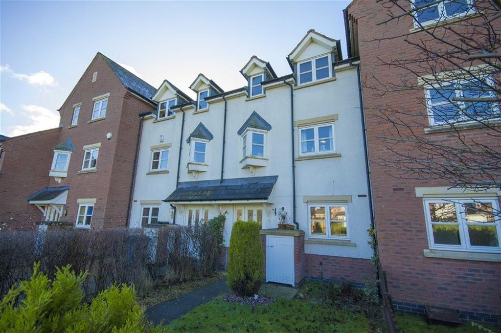 3 Bedrooms Town House for sale in St Michaels Gate, Shrewsbury, Shropshire