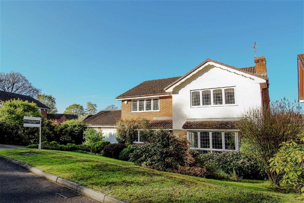 4 Bedrooms Detached House for sale in Deepdene, Haslemere, Surrey, GU27