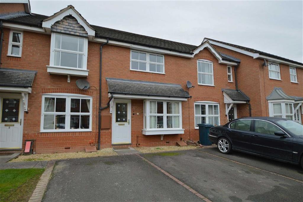 2 Bedrooms Terraced House for sale in Farran Grove, Berwick Grange, Shrewsbury