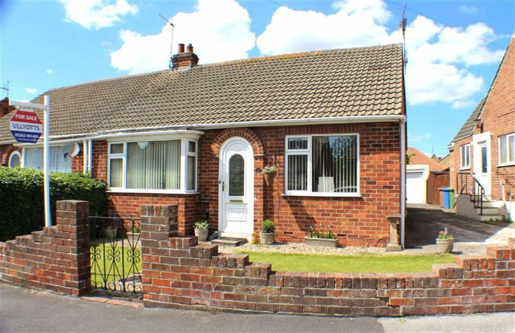 2 Bedrooms Semi Detached Bungalow for sale in Bempton Gardens, Bridlington, East Yorkshire