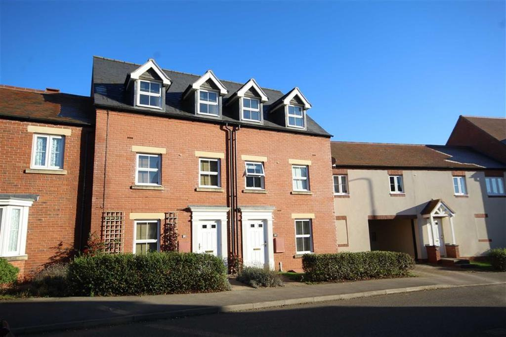 3 Bedrooms Town House for sale in Winter Gardens Way, Banbury, Oxfordshire, OX16