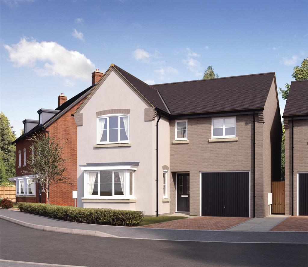4 Bedrooms Detached House for sale in Plot 12 Firs Park, Eversley Road, Norwich, NR6