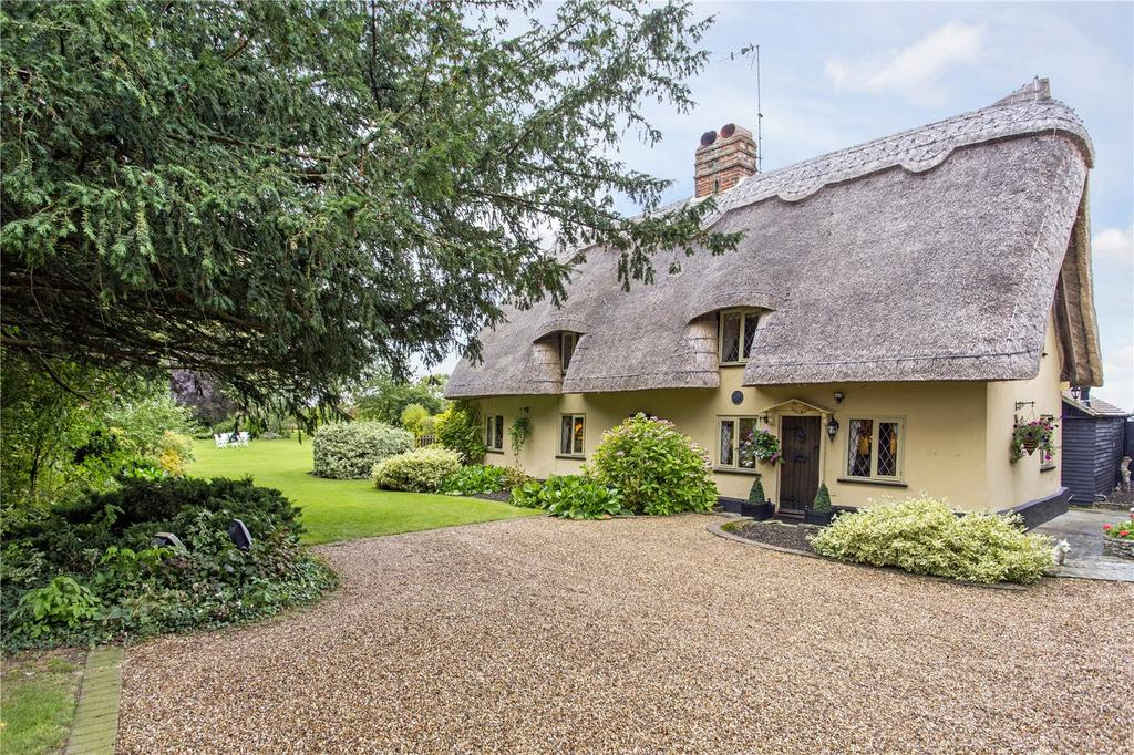 4 Bedrooms Unique Property for sale in Boyton End, Thaxted, Dunmow, Essex, CM6