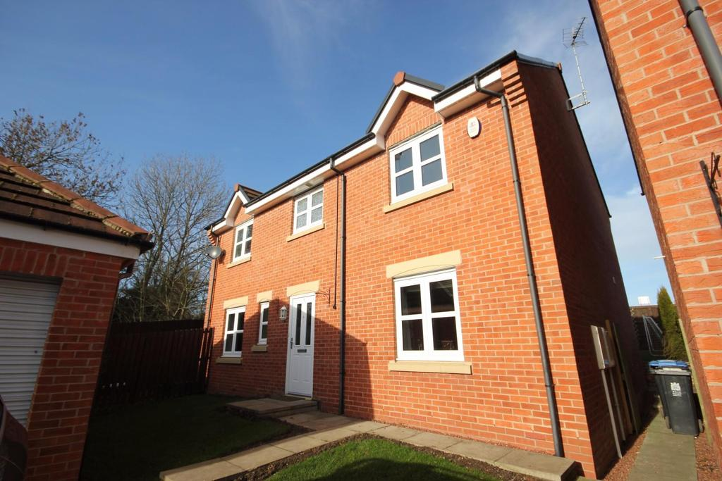 4 Bedrooms Detached House for sale in Sewell Court, Crook