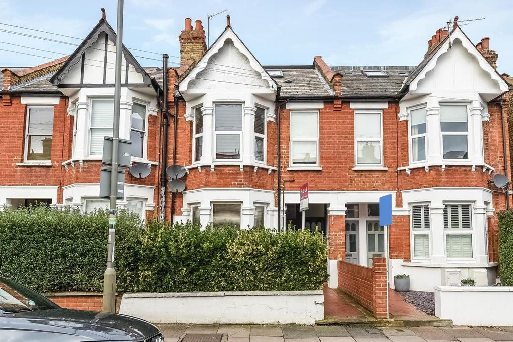 1 Bedroom Maisonette Flat for sale in Ravensbury Road, Earlsfield, SW18