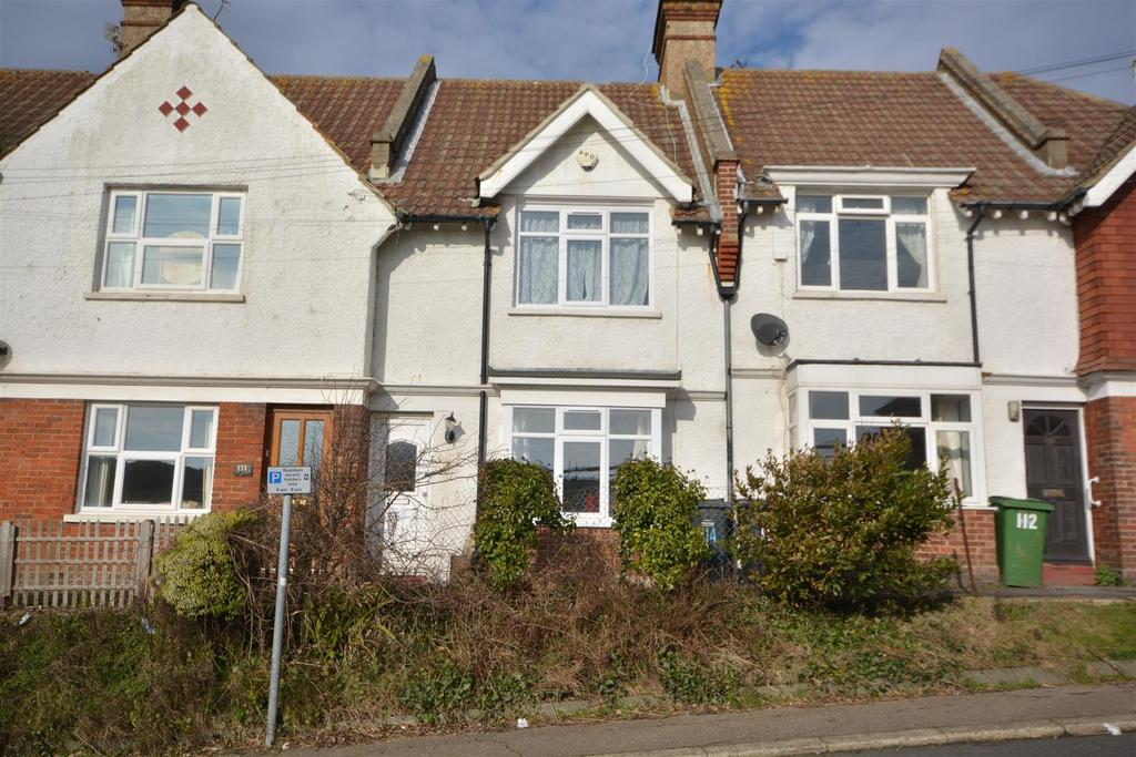 3 Bedrooms Terraced House for sale in West Hill Road, St. Leonards-On-Sea