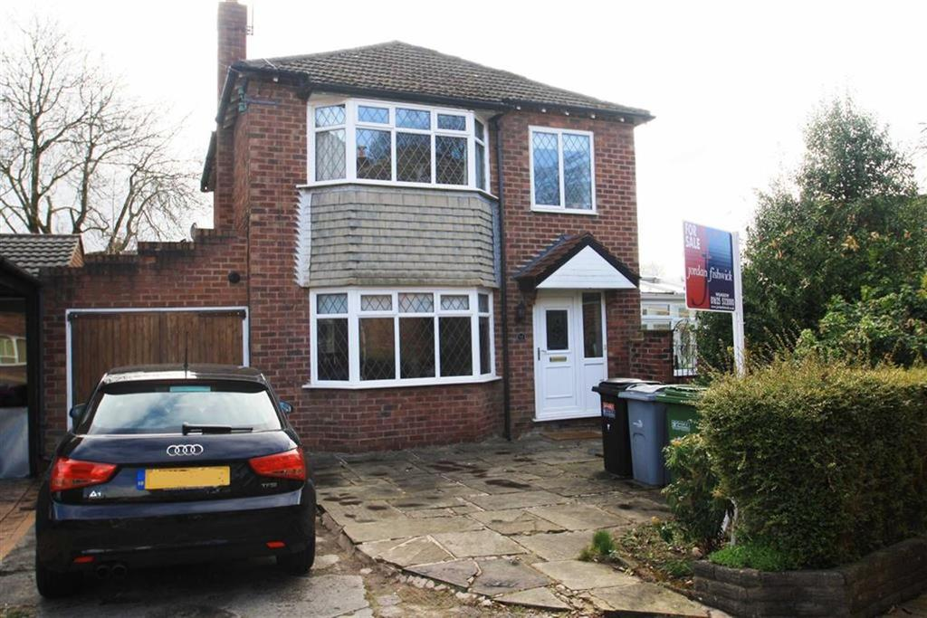 3 Bedrooms Detached House for sale in Alderdale Grove, Wilmslow