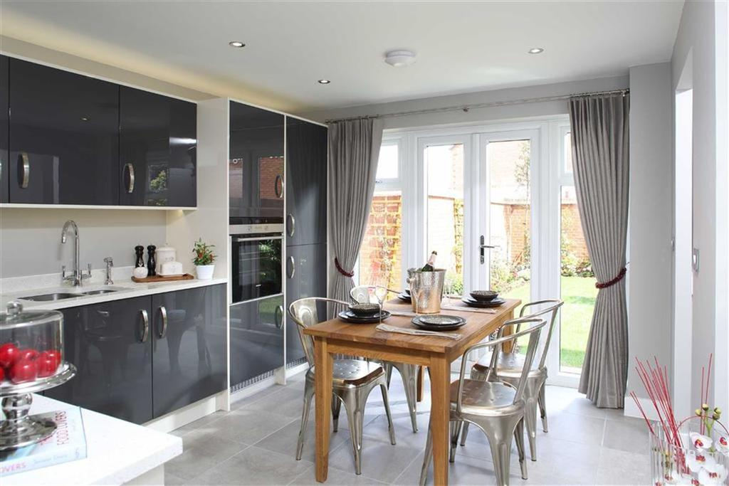 3 Bedrooms End Of Terrace House for sale in Southam Grange, Banbury Road, Southam