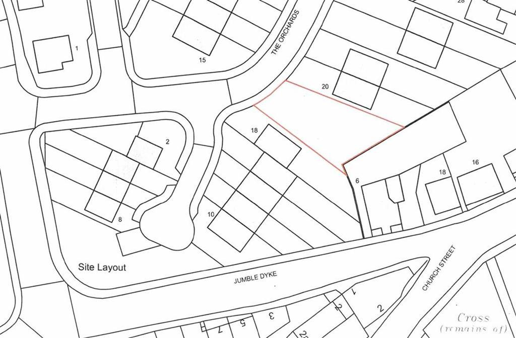 Land Commercial for sale in The Orchards, Rastrick, Brighouse, HD6