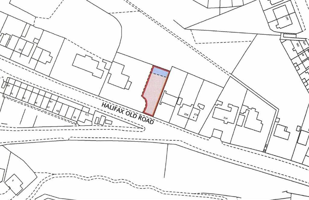 Land Commercial for sale in Halifax Old Road, Birkby, Huddersfield, HD2
