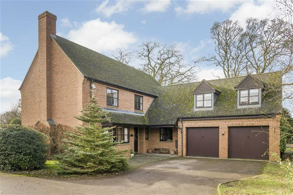 5 Bedrooms Detached House for sale in Field Close, Ufton, CV33