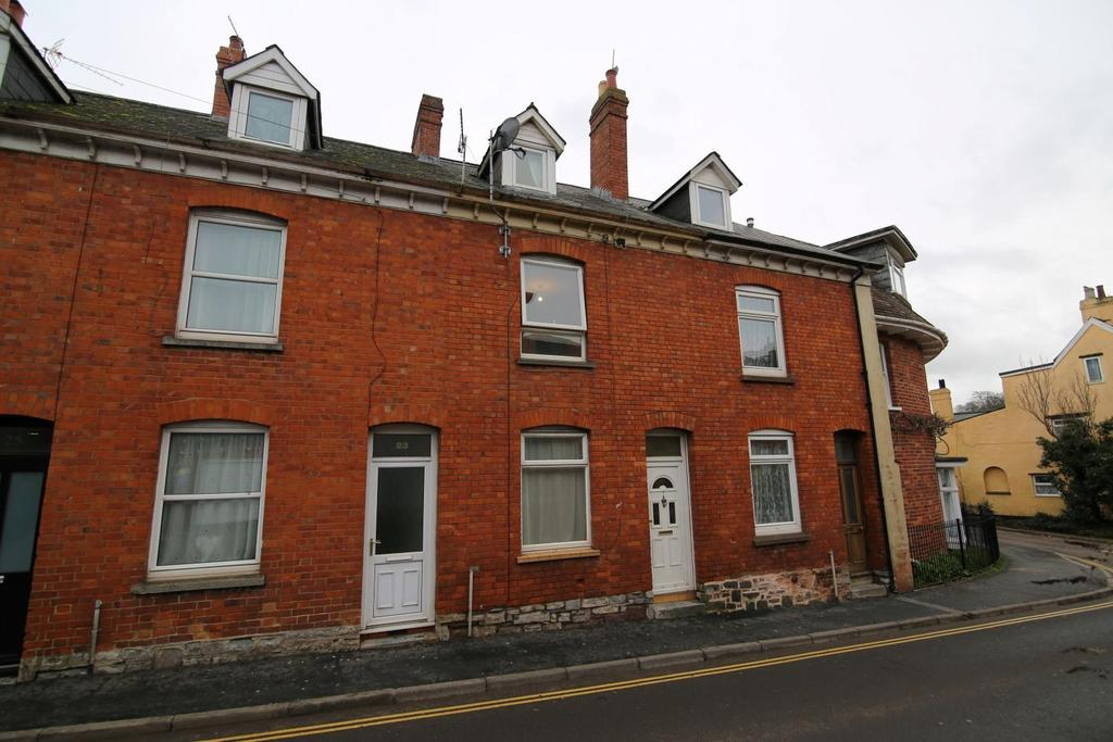 3 Bedrooms House for sale in Barrington Street, Tiverton