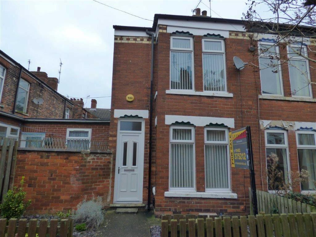 2 Bedrooms End Of Terrace House for sale in Laburnum Avenue, Hardy Street, Hull, East Yorkshire, HU5