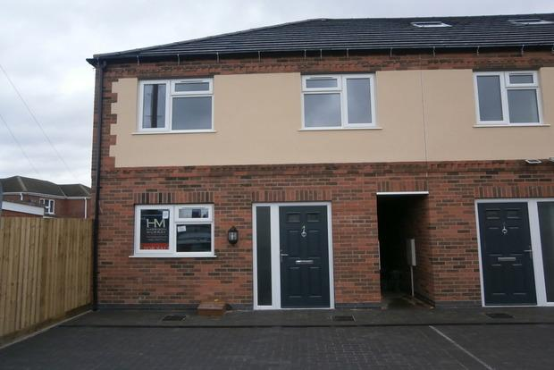 3 Bedrooms End Of Terrace House for sale in Thoresby Street, North Evington, Leicester, LE5