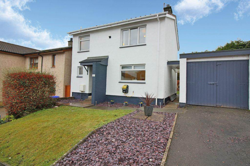3 Bedrooms Terraced House for sale in Argyle Grove, Dunblane, Stirling