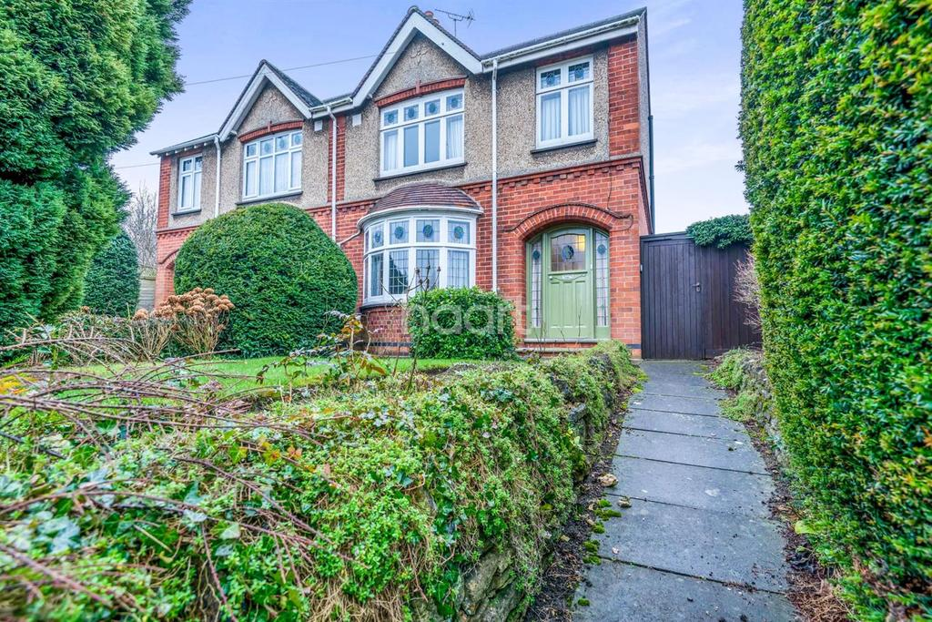 3 Bedrooms Semi Detached House for sale in NORTH END, HIGHAM FERRERS