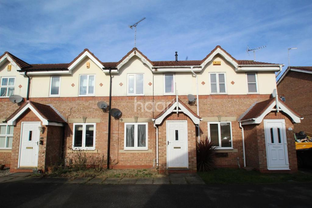 2 Bedrooms Terraced House for sale in Kirkby Mill View, Kirkby-in-Ashfield