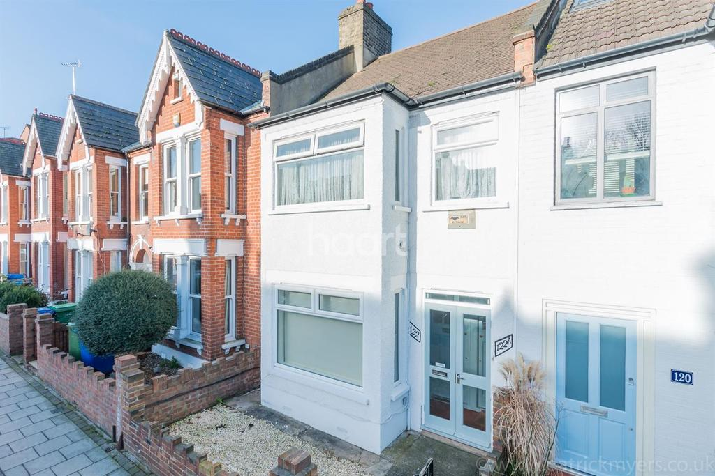 3 Bedrooms Flat for sale in Dunstans Road , East Dulwich , London SE22
