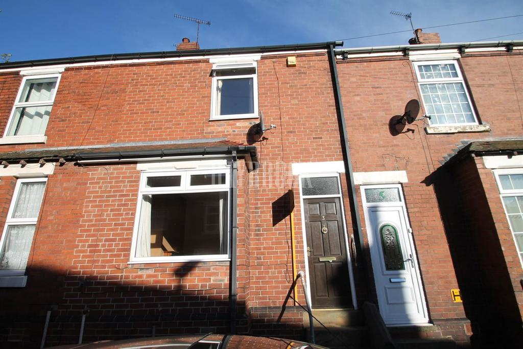 2 Bedrooms Terraced House for sale in William Street, Rotherham