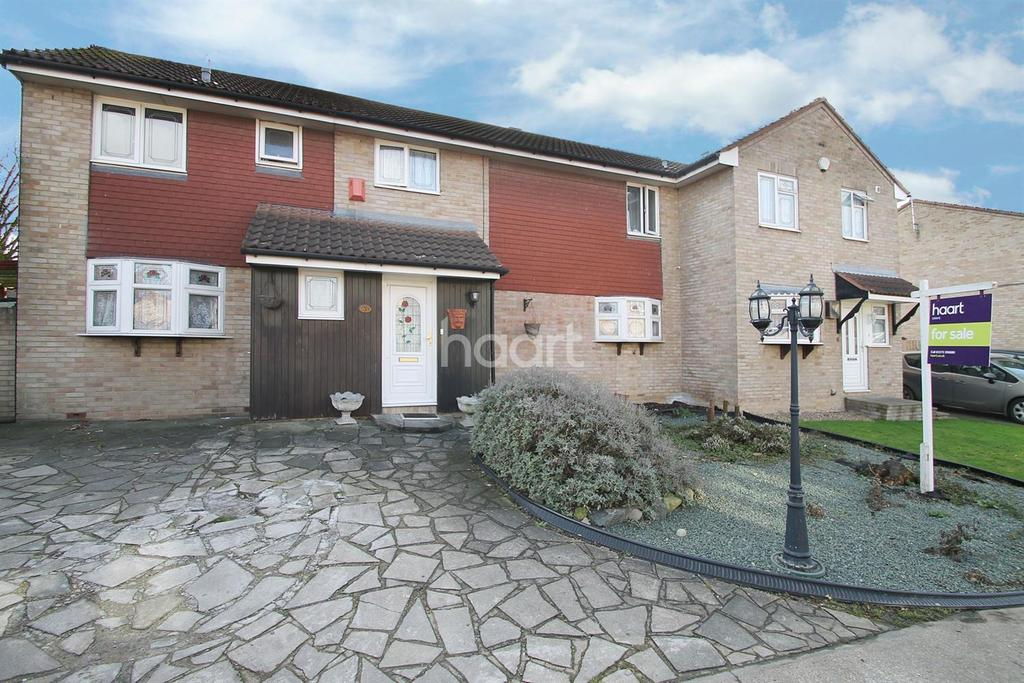 3 Bedrooms Semi Detached House for sale in Sundew Court, Thurrock Park