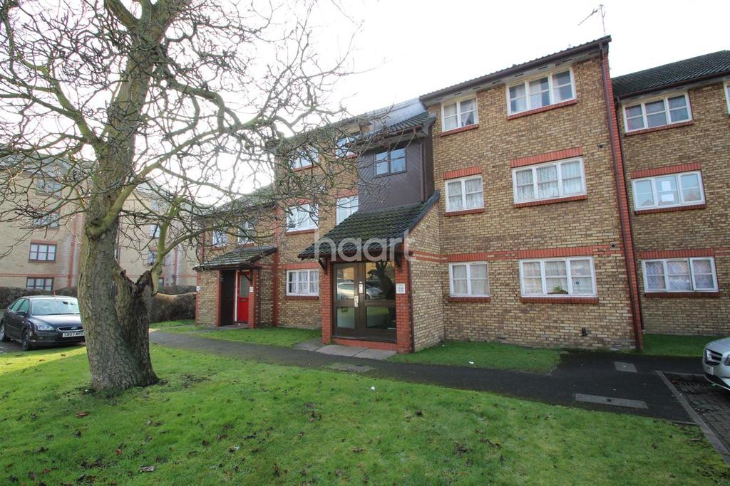 2 Bedrooms Flat for sale in Kingfisher Way, NW10