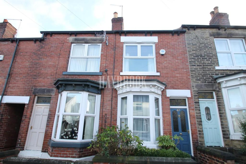 3 Bedrooms Terraced House for sale in Blair Athol Road, Sheffield, S11
