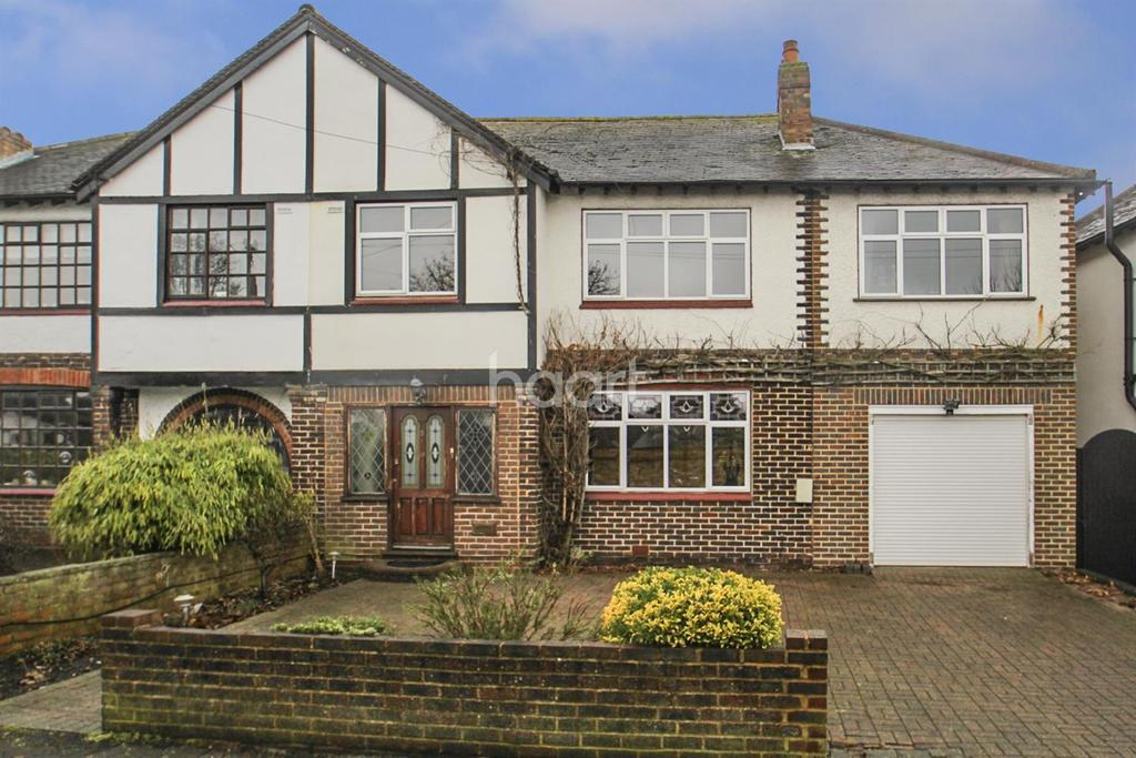 5 Bedrooms Semi Detached House for sale in St Clair Drive, Worcester Park