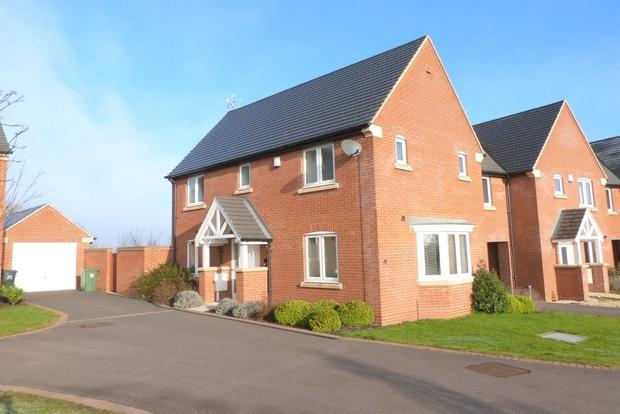 3 Bedrooms Detached House for sale in Manor Holt Close, Rothley, Leicester, LE7