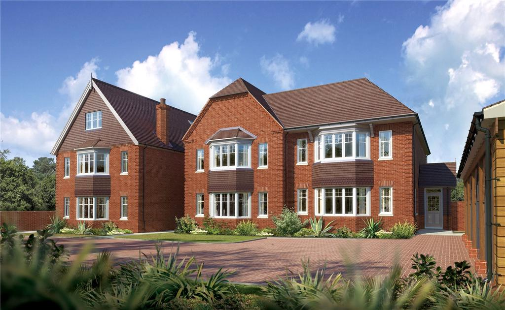 3 Bedrooms House for sale in Winchester, Hampshire, SO22
