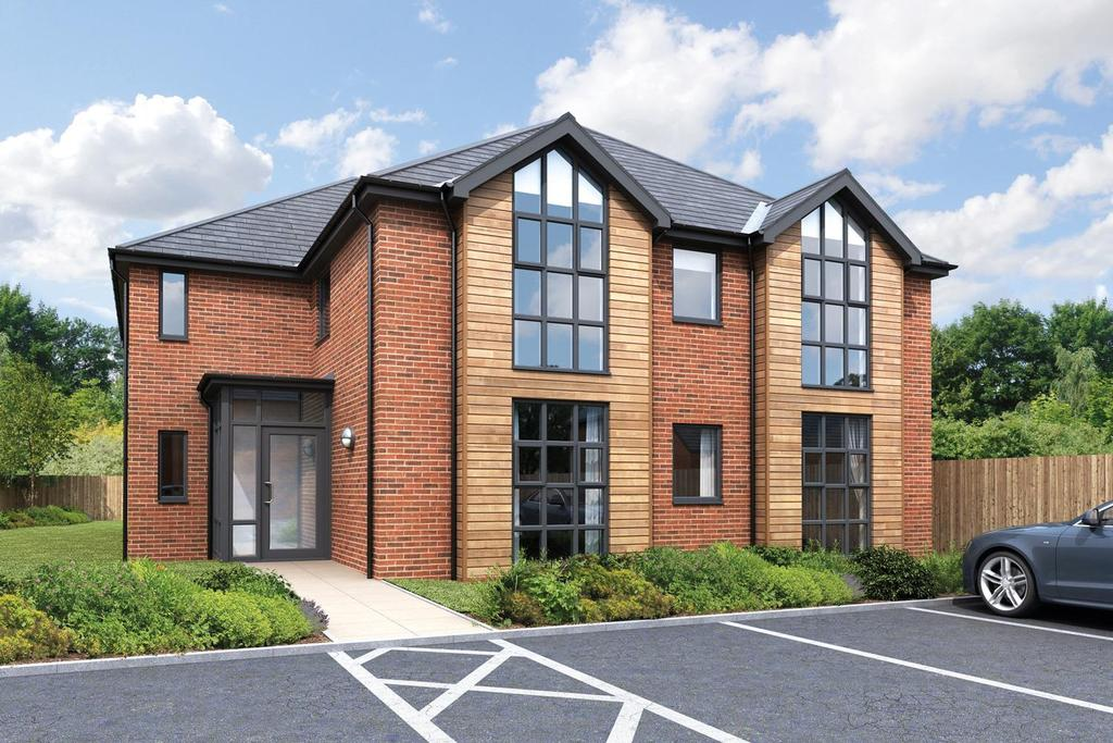 1 Bedroom Apartment Flat for sale in Plot 9, Five Oaks, Mobberley Road, Knutsford