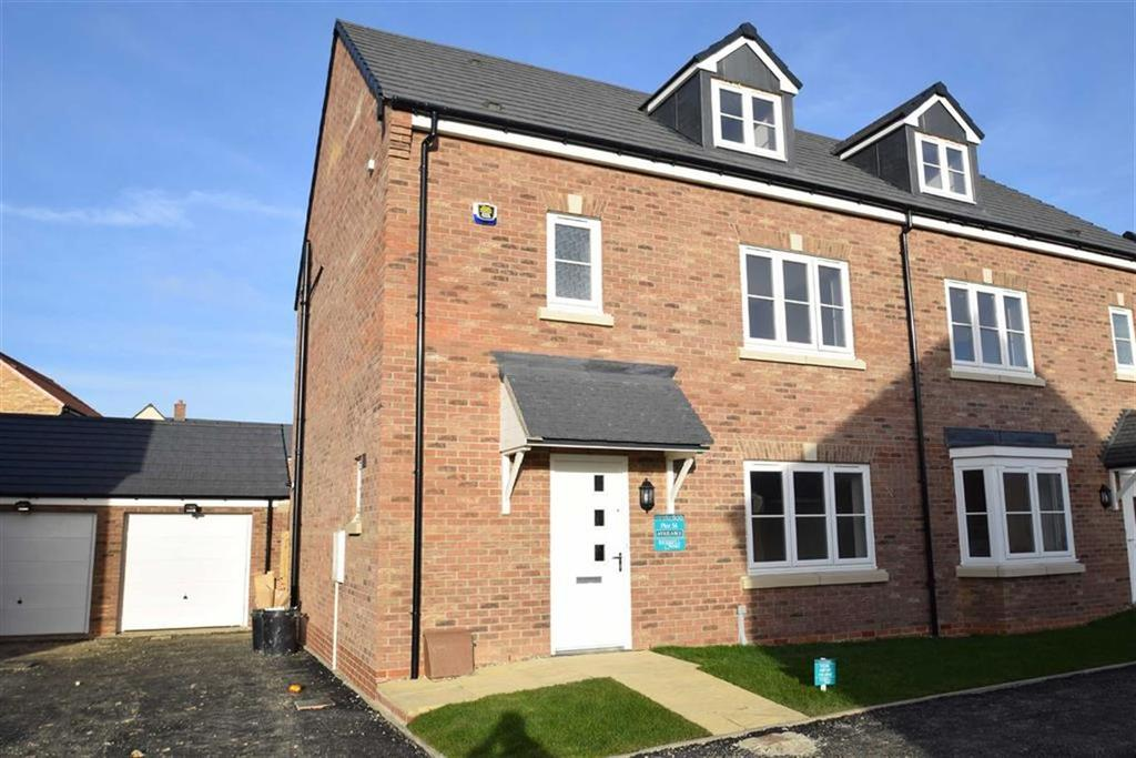 4 Bedrooms Semi Detached House for sale in Malling Avenue, Scarborough, YO11