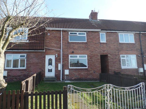 3 Bedrooms Terraced House for sale in GLOUCESTER TERRACE, HASWELL, PETERLEE AREA VILLAGES