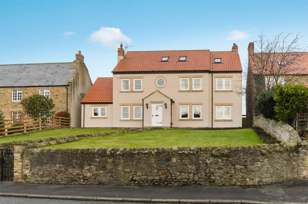 5 Bedrooms Detached House for sale in Front Street, Ingleton, Darlington, County Durham
