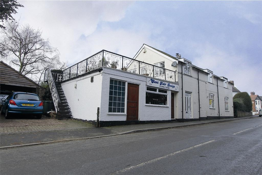 Land Commercial for sale in The Old Stores, Bromsgrove Road, Holy Cross, Clent