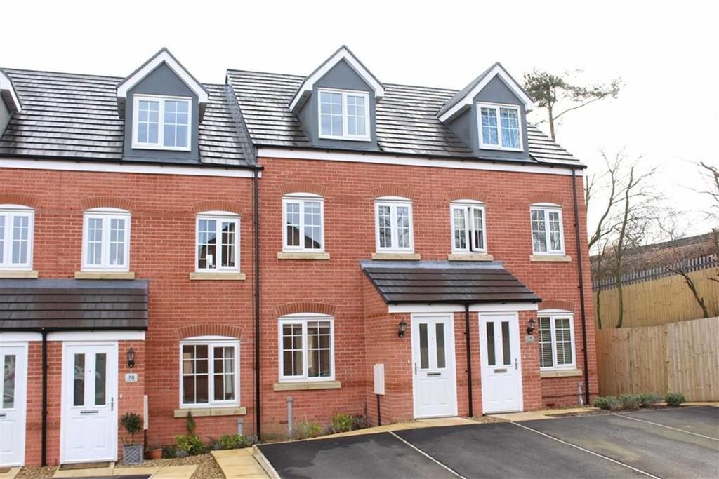 3 Bedrooms Town House for sale in Storey Road, Disley, Stockport, Cheshire