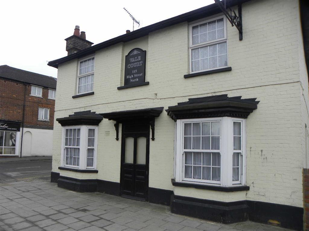 2 Bedrooms Flat for sale in 115 High Street North, Dunstable, Bedfordshire, LU6