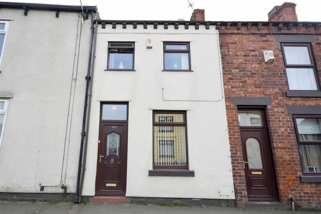 3 Bedrooms Terraced House for sale in Castle Hill Road, Hindley, Wigan, WN2