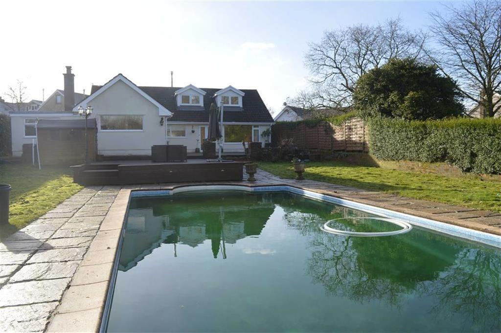 4 Bedrooms Detached Bungalow for sale in Joiners Road, Swansea, Swansea