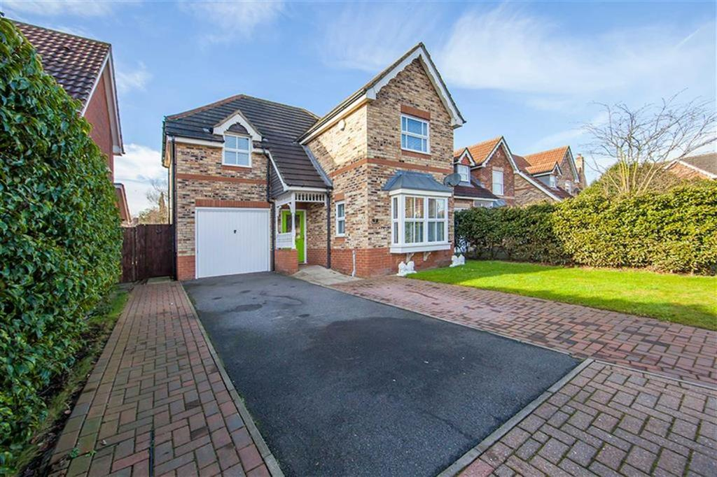 3 Bedrooms Detached House for sale in Shawbrow Close, Haydon Grange, Newcastle Upon Tyne, NE7