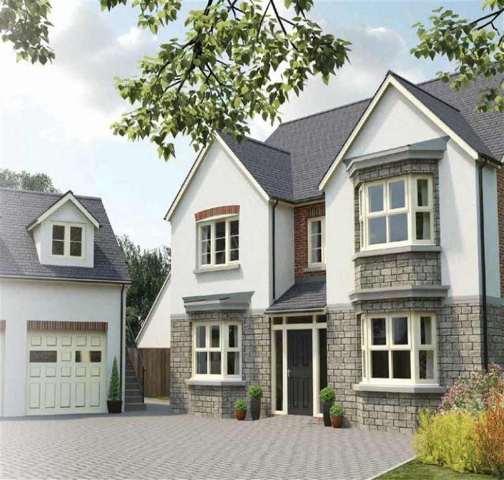 4 Bedrooms Detached House for sale in Glebe Farm, Glenfield