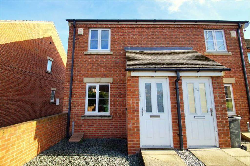 2 Bedrooms Semi Detached House for sale in Stanks Drive, Leeds