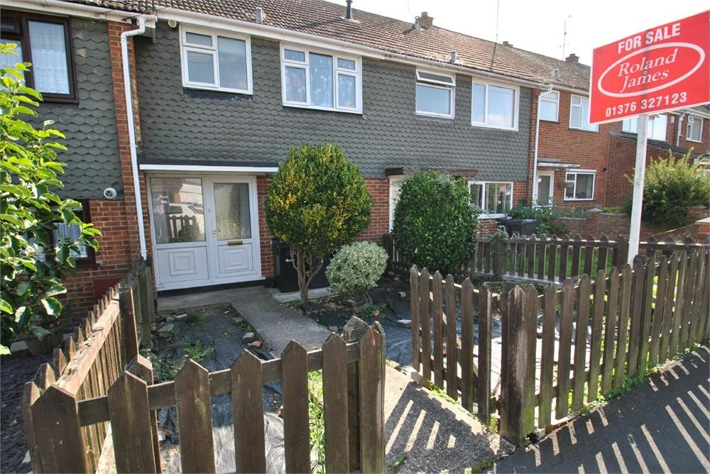 3 Bedrooms Terraced House for sale in Beadon Drive, BRAINTREE, Essex