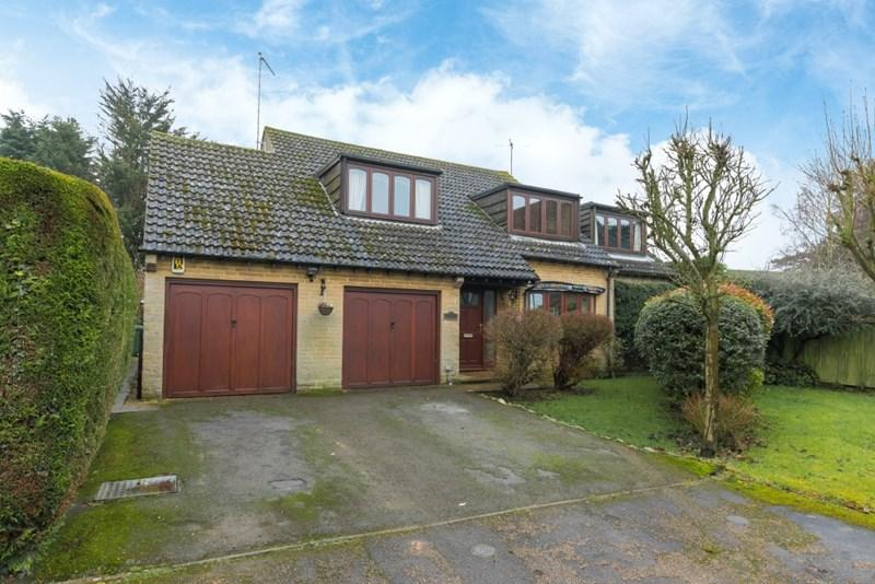 5 Bedrooms Detached House for sale in Butlers Close, Aston Le Walls, Daventry