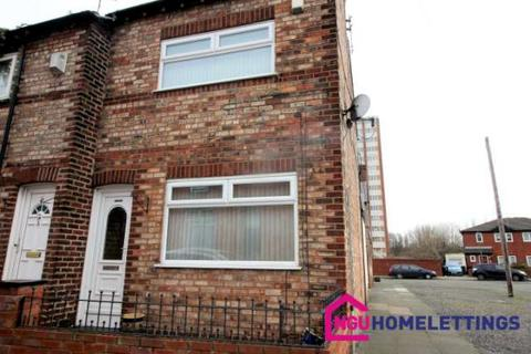 2 bedroom terraced house to rent - Seaforth Vale North, Liverpool, L21