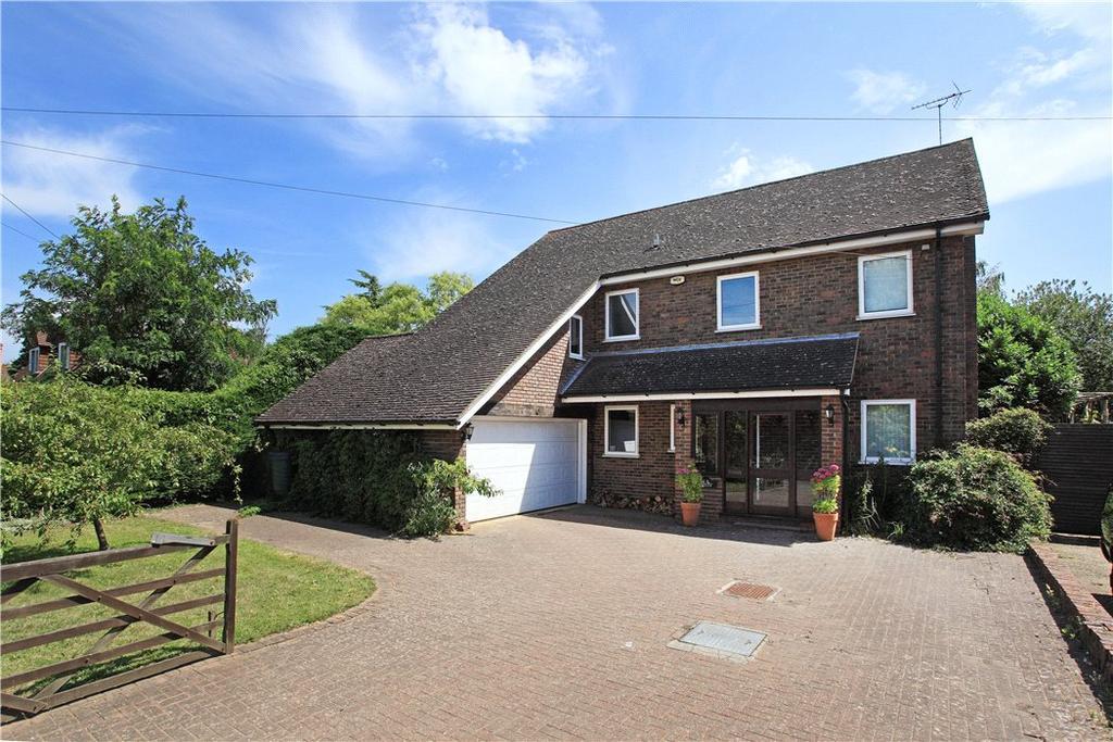 5 Bedrooms Detached House for sale in Collier Street, Tonbridge, Kent, TN12