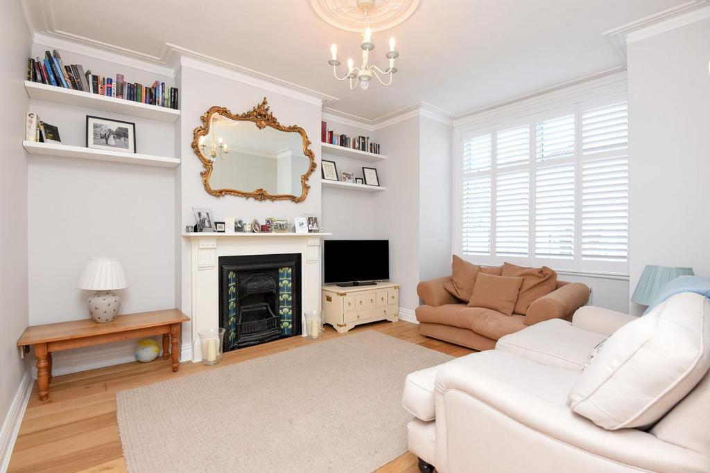 3 Bedrooms Terraced House for sale in Chertsey Street, Tooting, SW17