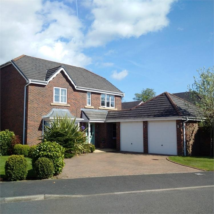 4 Bedrooms Detached House for sale in Masefield Close, Brockhall Village, Old Langho, Lancashire