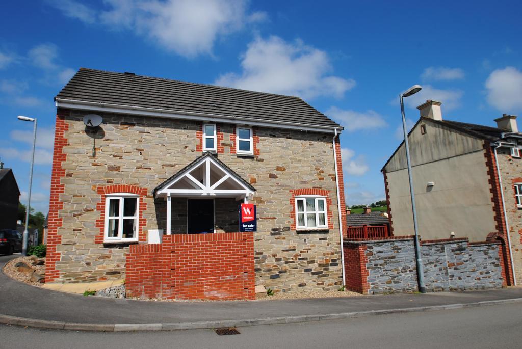 4 Bedrooms Semi Detached House for sale in Kensey Valley Meadow, Launceston